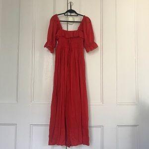 Dôen Smock Dress M (New)